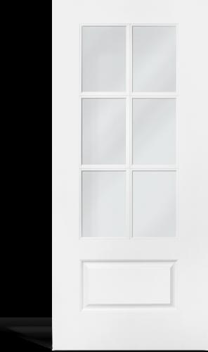 Direct Glazed Fiberglass Doors